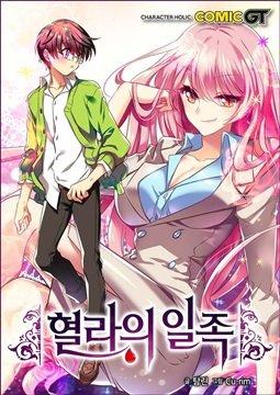 อ่านการ์ตูน มังงะ Hyulla's Race แปลไทย