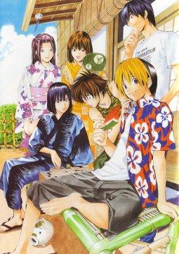 อ่านการ์ตูน มังงะ Hikaru no Go แปลไทย