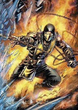 อ่านการ์ตูน มังงะ Mortal Kombat X แปลไทย