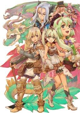 อ่านการ์ตูน มังงะ Rune Factory 4 แปลไทย