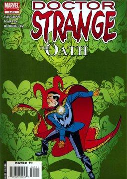 อ่านการ์ตูน มังงะ octor Strange : The Oath  แปลไทย