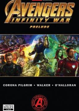 อ่านการ์ตูน มังงะ Marvel - Avengers Infinity War PRELUDE แปลไทย