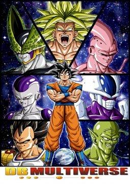 อ่านการ์ตูน มังงะ Dragon Ball Multiverse แปลไทย
