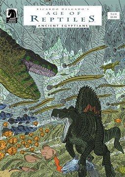 อ่านการ์ตูน มังงะ Age of Reptiles - Ancient Egyptians แปลไทย