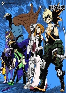 อ่านการ์ตูน มังงะ Boku no Hero Academia TH แปลไทย