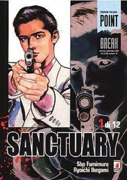 อ่านการ์ตูน มังงะ Sanctuary แปลไทย