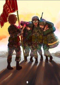 อ่านการ์ตูน มังงะ Marine Corps Yumi แปลไทย